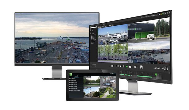Mirasys Video Management System ensures transportation operations run smoothly