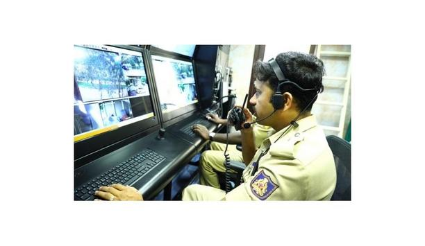 Mistral provides a MCCV to the Commissionerate of Police for Mysuru to provide seamless monitoring and surveillance