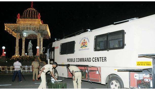 Mysuru Police deploys Mistral Solutions' hi-tech bus for Dasara festival to respond to emergencies