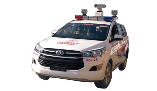 Mistral Solutions provides advanced Highway Patrol Vehicles to the Karnataka State Police to help them monitor road traffic