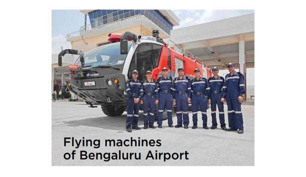 Mistral Solutions Provides Their Multiple Command Centers To Enhance Airport Security At The Bengaluru International Airport