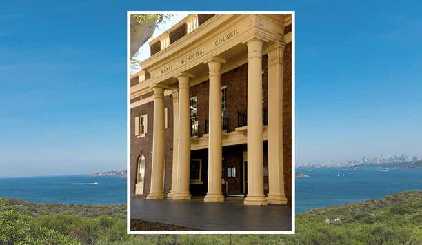 MOBOTIX IP-video-surveillance system installed throughout Manly Municipal Council, Australia