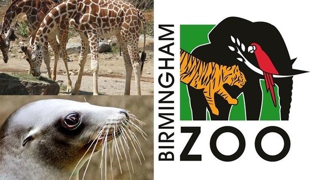 MOBOTIX surveillance cameras enhance security and animal research at Birmingham Zoo, Alabama