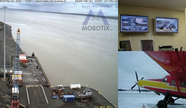 MOBOTIX video surveillance system enhances public safety at City of Dillingham, Alaska