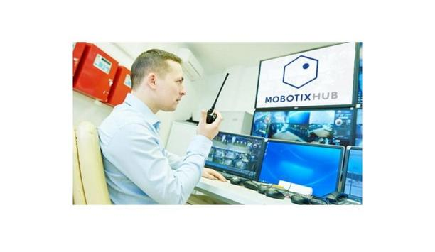 MOBOTIX HUB in collaboration with Milestone delivers cyber-secure video solutions