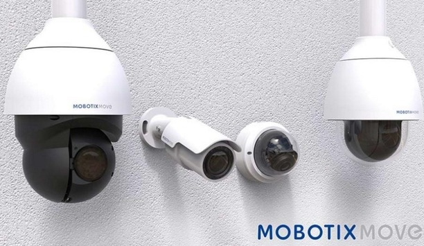 MOBOTIX MOVE video surveillance cameras boasts additional features to meet a range of indoor and outdoor security requirements