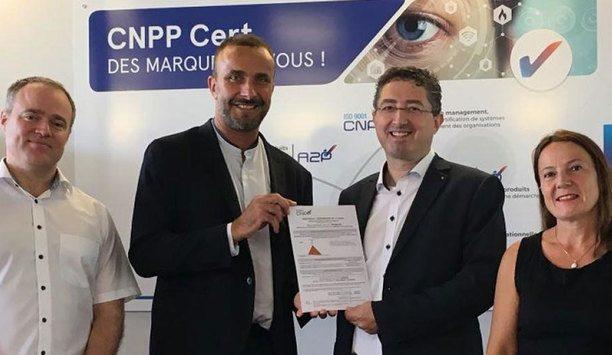 MOBOTIX receives CNPP certification for its video surveillance cameras