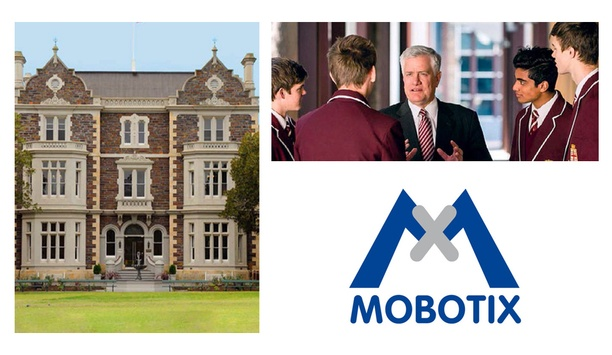 MOBOTIX Upgrades Video Surveillance & Communication At Prestigious Adelaide School
