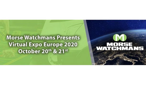 Morse Watchmans Announces Virtual Expo Europe Offering A Safe Opportunity For European Users To Connect With Local Dealers