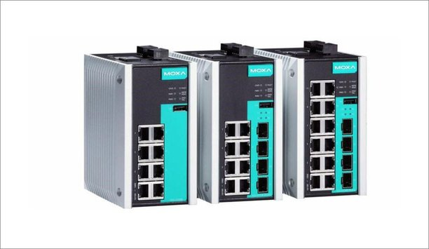 Moxa launches Turbo Pack 3 firmware for industrial Ethernet switches, enhancing device security