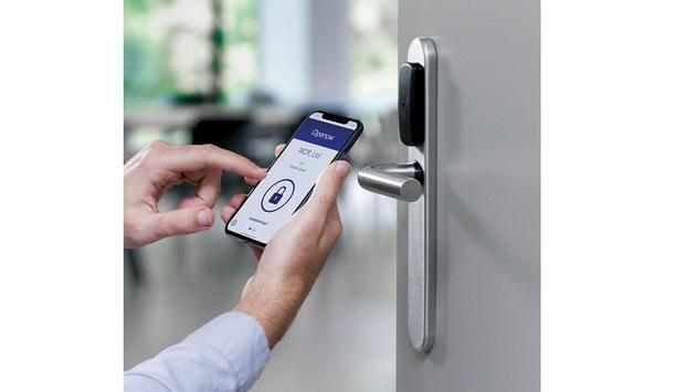 Mul-T-Lock Announces SMARTair® Access Control System With Openow™ App