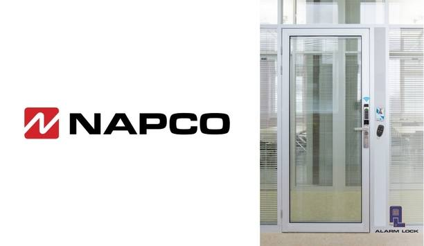 Napco Security Technologies Launches New Trilogy Networx Narrow Stile Wireless Access Lock Trim