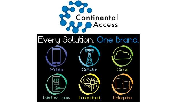 NAPCO's Continental Access introduces their new logo, branding and dealer program