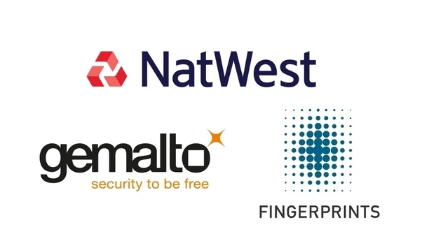 NatWest UK unveils UK's first biometric payment card trial, in collaboration with Gemalto and Fingerprints (Fingerprint Cards AB)