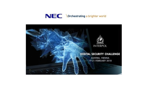 NEC conducts cybercrime investigation training at INTERPOL's Digital Security Challenge