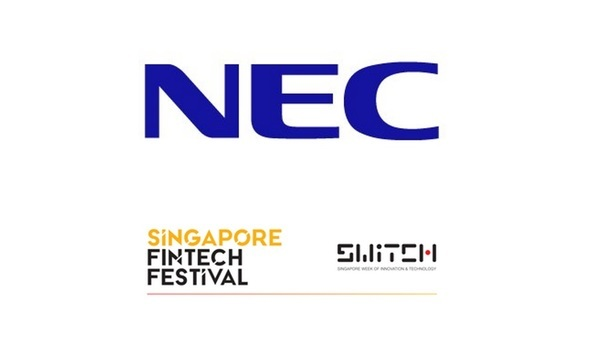 NEC to exhibit digital finance solutions at inaugural SFF x Switch event in Singapore