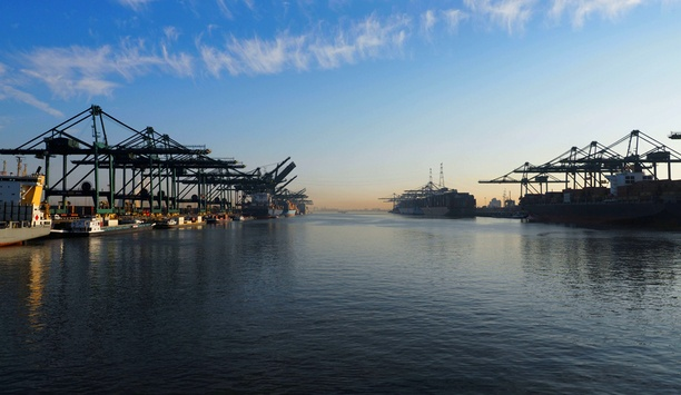 Port Of Antwerp Chose Nedap's Access Control System To Ensure Their Logistics Processes Are Always Properly Secured