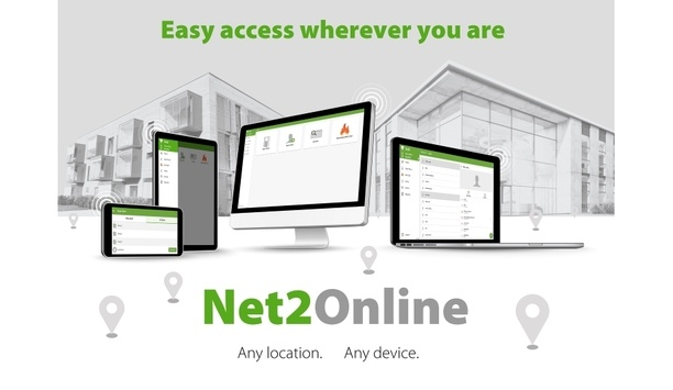 Paxton Access Ltd. launches new web-based user interface for its access control system, Net2