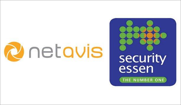 NETAVIS Software sMart Data Warehouse at Security Essen 2016