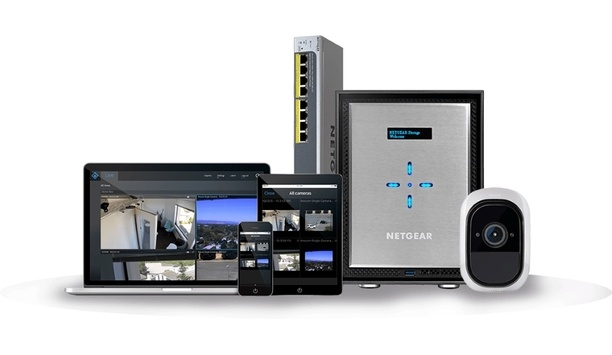 NETGEAR Unveils Advanced SMB Surveillance Video Management System Combined With Network Attached Storage Features