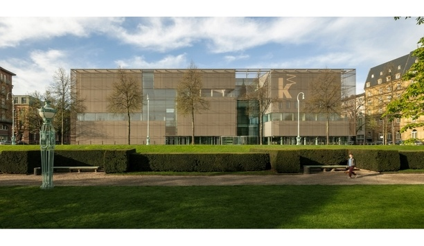 Kunsthalle Mannheim art museum gets integrated networked solution from Bosch