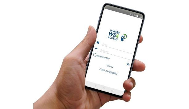 Videx Launches Two New Apps & Firmware With Additional Features For Its WS4 Web Server Access Control System