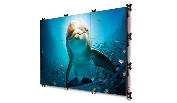 Barco announces the release of its next-gen high brightness Barco UniSee LCD video wall