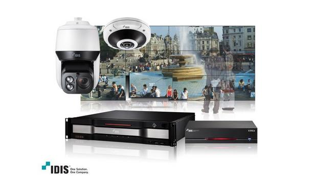 Norbain to supply customers with the full range of video-based security solutions from IDIS
