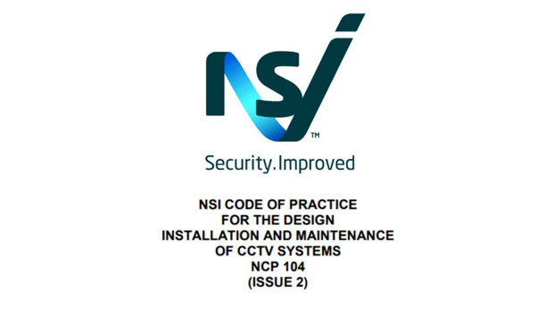 NSI Releases New Update For CCTV Installations Code Of Practise