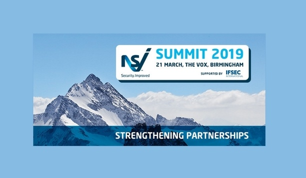NSI Summit 2019 to attract global security industry experts