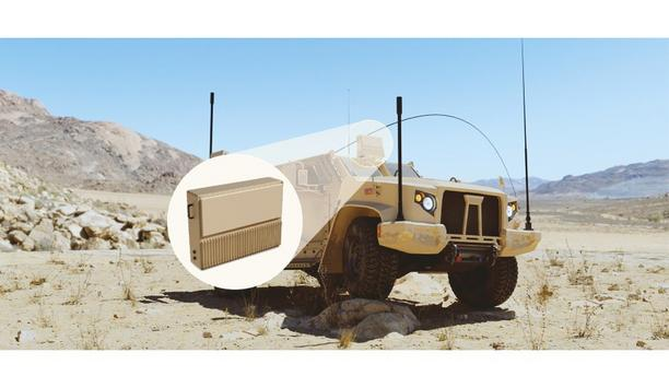 Numerica announces the release of Spyglass 3D radar for Counter Unmanned Aircraft Systems & short-range defence missions