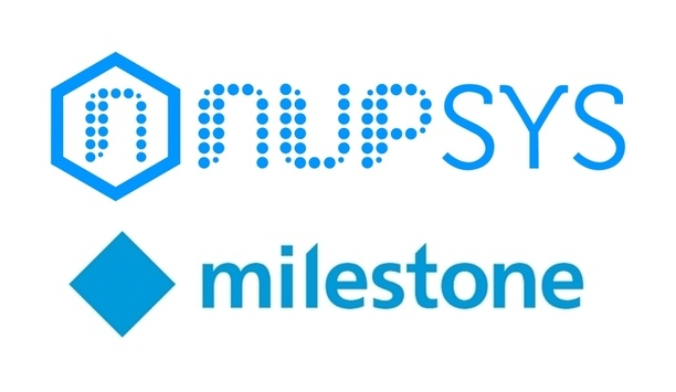 nuPSYS 3D-Advanced Mapping integrated with Milestone-Canon VMS as plug-&-play 3D-plugin