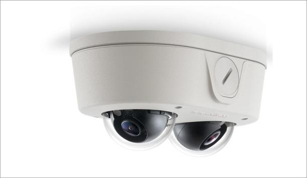 Arecont Vision SurroundVideo Omni Mini Megapixel Camera revealed at IFSEC London 2016