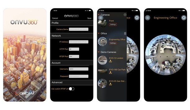 Oncam's ONVU360 Pro Mobile App offers enhanced functionality and effectiveness with updates