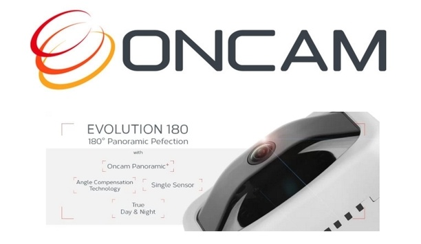 Oncam Evolution 180 Panoramic+ view camera enables day and night surveillance