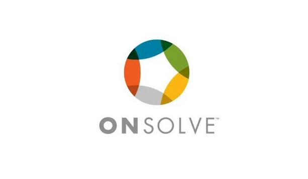 OnSolve announces the launch of an innovative identity and critical event management platform