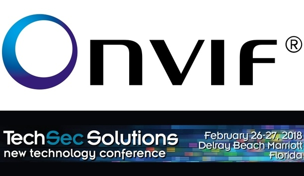 ONVIF To Participate In Access Control Panel Discussion At TechSec Solutions 2018