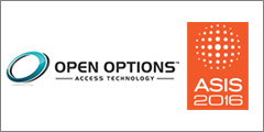 Open Options Access Control To Exhibit DNA Fusion And New Integrations At ASIS 2016, Florida