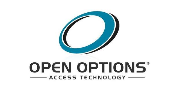 Open Options places customer support for access control solutions at the core of its operations