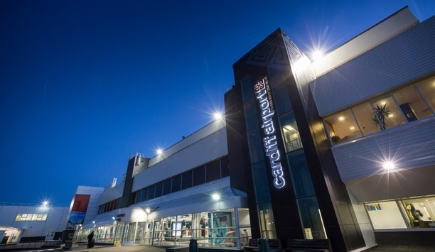 OpenView upgrades video surveillance at Cardiff Airport with HD CCTV security