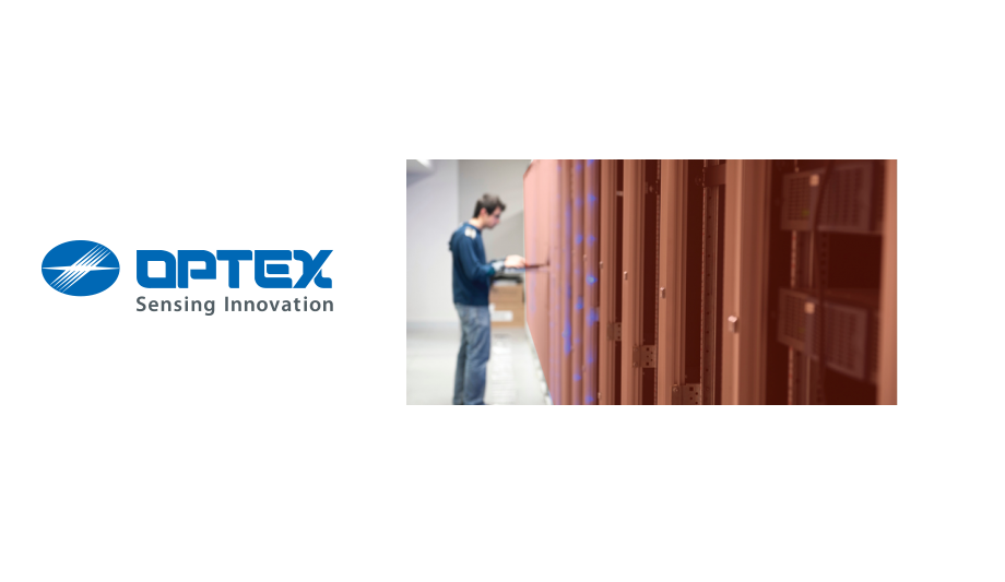 OPTEX announces RLS-2020 Laser Detector for Colocation facilities