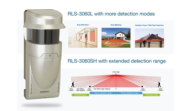 Optex updates firmware and software for its laser sensor REDSCAN RLS-3060 series