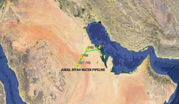 Optilan gets appointed by Limak to enhance communications and security systems on the Jubail - Riyadh Water Transmission System