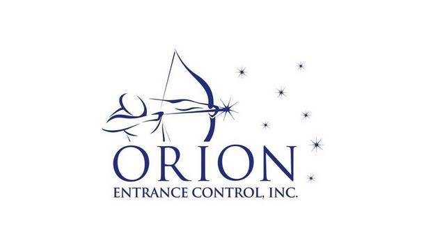 Orion Entrance Control to showcase their ThinLine optical turnstiles at ISC West 2021