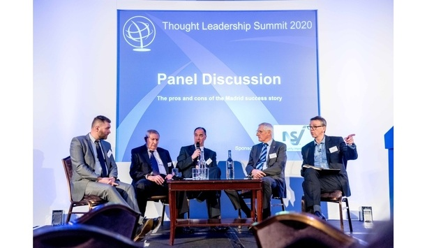 NSI-sponsored Thought Leadership Summit instigates debate on key issues in the security sector