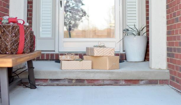 Package theft solved with Flock Safety security camera