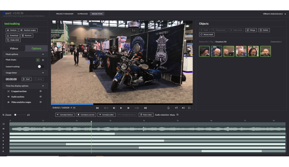 Panasonic combines AI and machine learning to develop IDguard solution for video redaction process