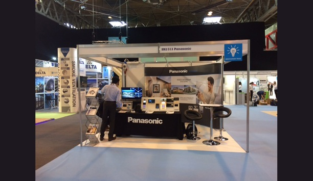 Panasonic showcases latest access control solutions at Smart Buildings 2016