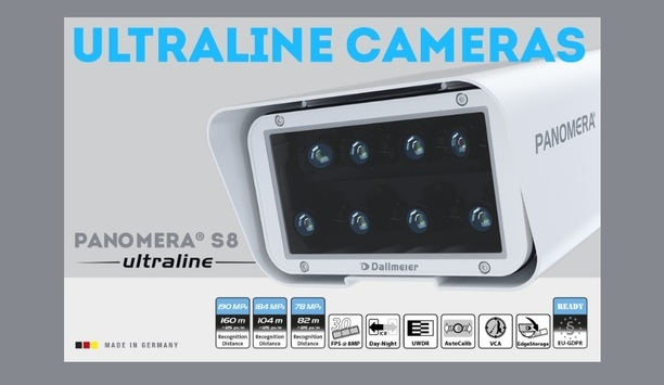 Dallmeier sets record for resolution and dynamic range with Panomera S8 Ultraline