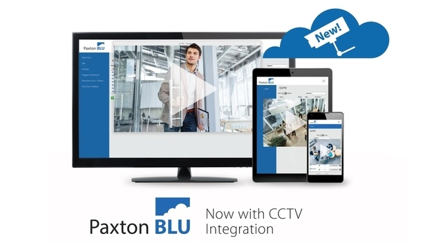 Paxton integrates cloud-based access control system with Ivideon's video surveillance solution